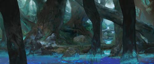 Animation background test 01