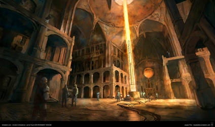 Ancient Civilizations Lost and Found Interior by Friis