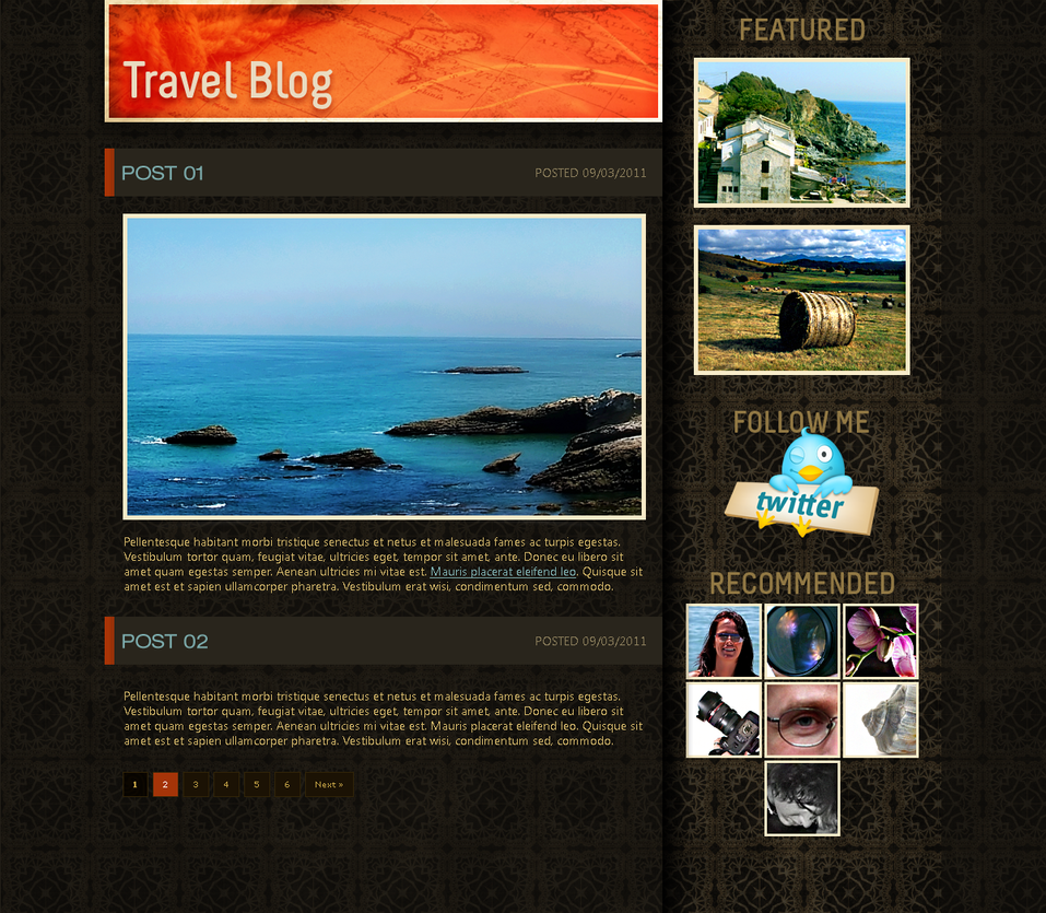 Blog by blackblurrr