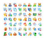 icons for happyaqua skin