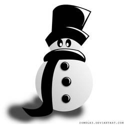 Snowman by Z4m0lx3