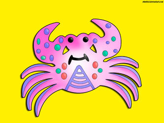 Crabby by Z4m0lx3