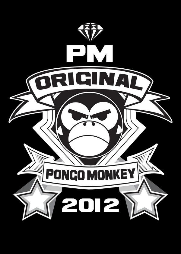 A0 poster by PONGOMONKEY