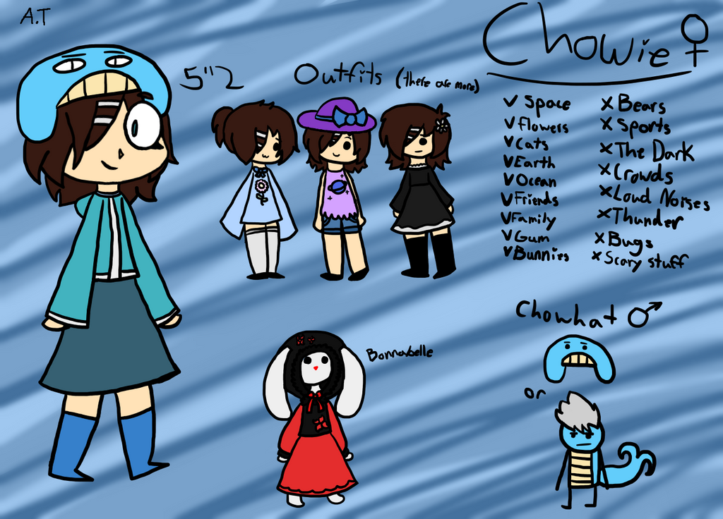 Chowie Ref (2018) by Abandoned-Television