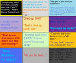 Red VS Blue Quotes 2