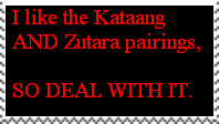 Kataang + Zutara Stamp by PsychoDemonFox
