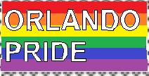 Orlando Pride Stamp by PsychoDemonFox