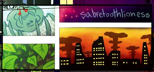 Banner. by sabretoothlioness