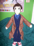 Tenth Doctor Doll