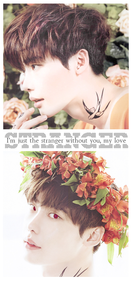 140612 LeeJongSuk - Stranger by ByunAn