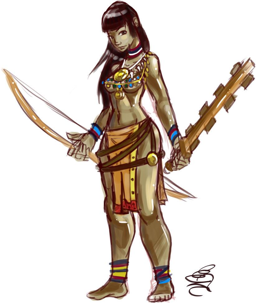 Taino Warrior Symbols - ma