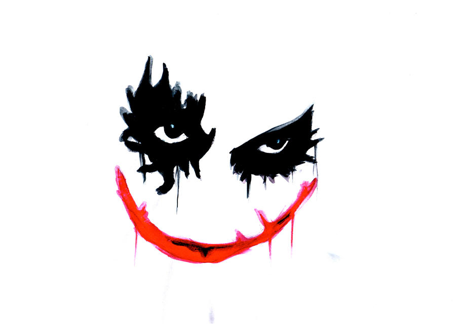 drawn joker wallpapers and - photo #21