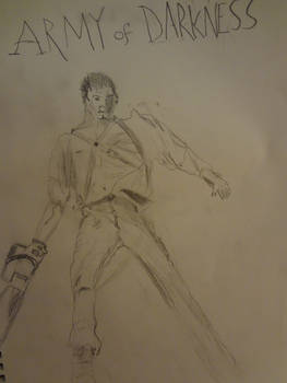 Ash W. - Army of Darkness
