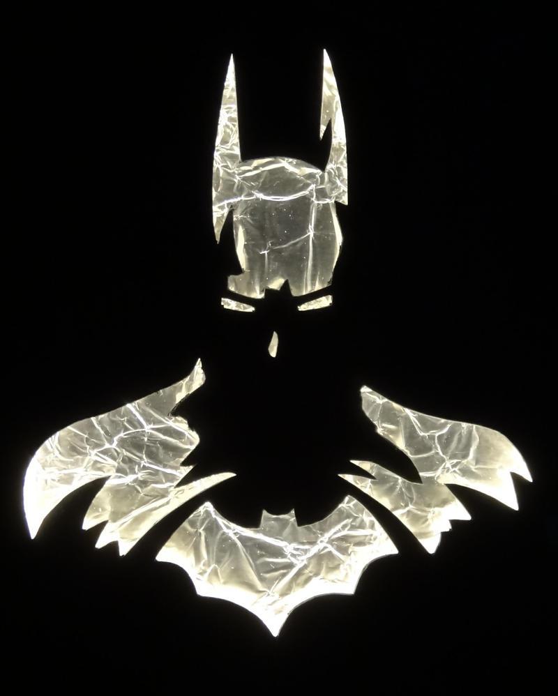 Batman by scannerdarkly86