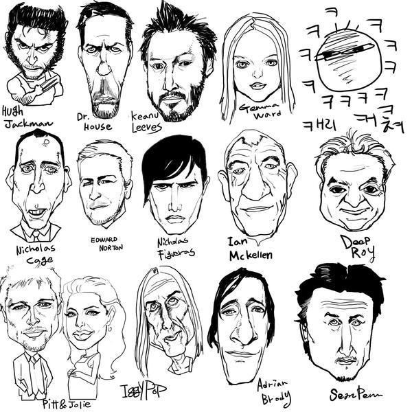 Caricature by DannyKim