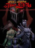 League of Legends: the Three Ninjas by DannyKim
