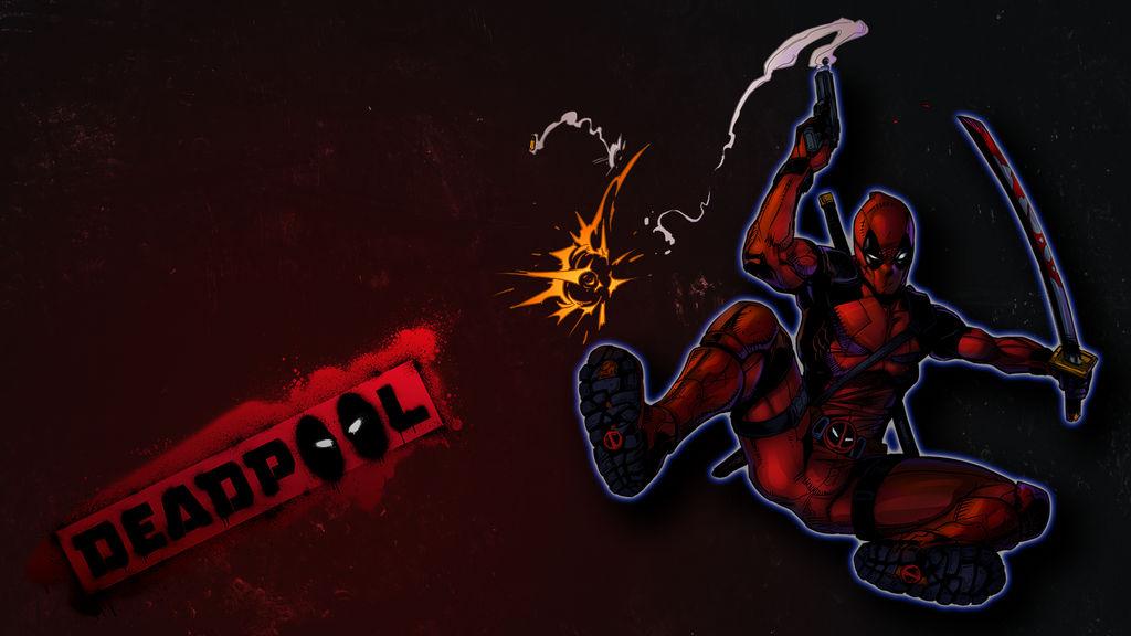 Deadpool Wallpaper By Dannykim On Deviantart