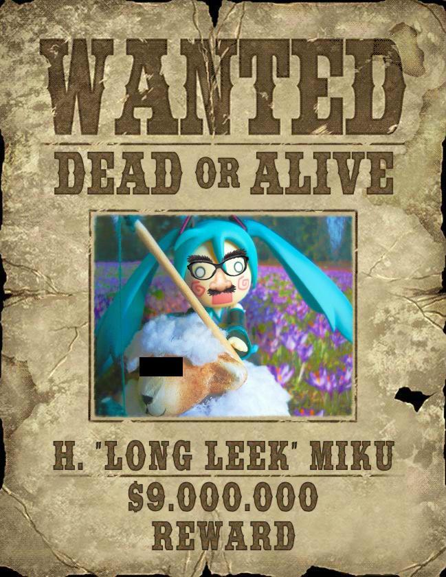 H. Long Leek Miku by NekosaurusRex