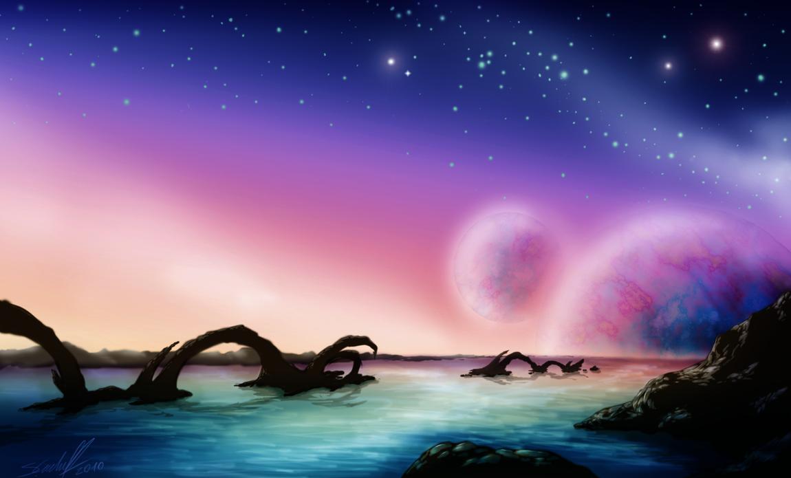 My Dream World by Hevimell on DeviantArt