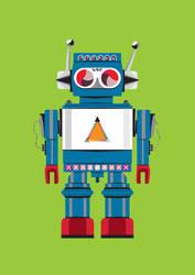 Robot SteveO
