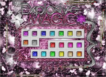 +Explosive Magic STYLES by PrincessDontCry