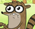 Regular Show Young Rigby Icon