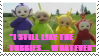 I'm Still A Teletubbies Fan STAMP by MLPfimAndTMNTfan