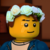 Ninjago Jay Flower Crown Icon