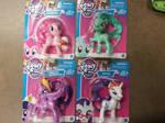 New Reboot Pony Figure Series