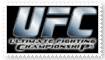 UFC Stamp by kyphoscoliosis