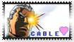 Cable Stamp by kyphoscoliosis