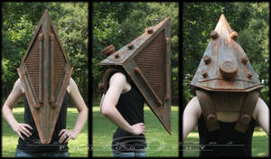 Pyramid Head Final Helm