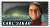 Carl Sagan by kyphoscoliosis