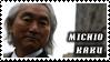 Michio Kaku by kyphoscoliosis