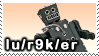 4chan -r9k- Stamp by kyphoscoliosis