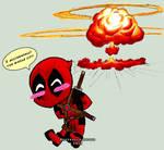 Accidentally Deadpool