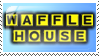 Waffle House Stamp by kyphoscoliosis