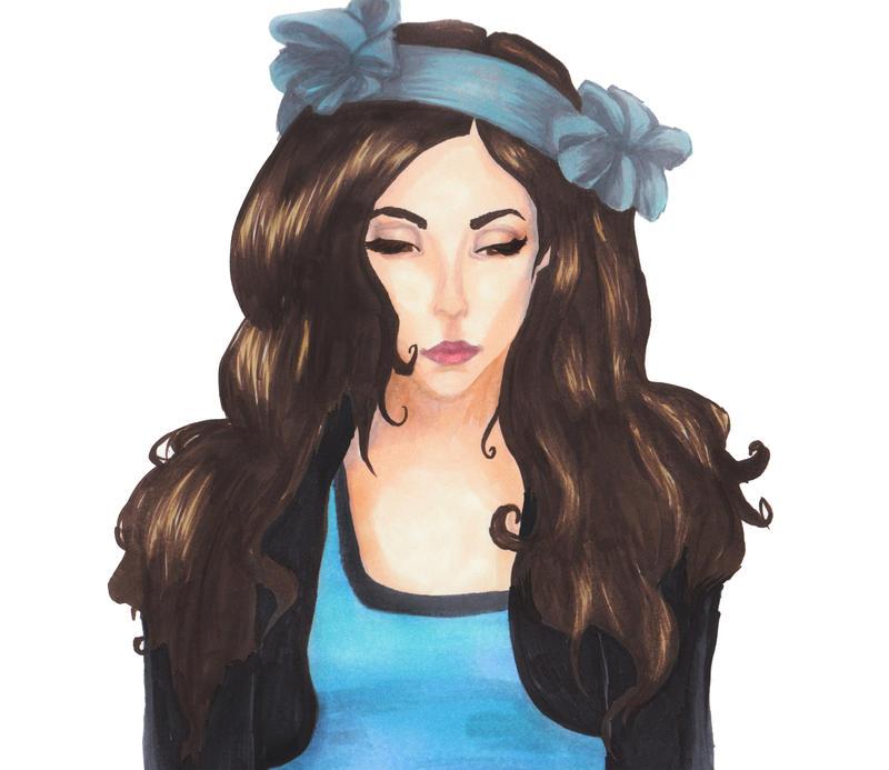 Olivia Ruiz by diello