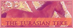Eurasian Teke signature by I-X-O-R-A