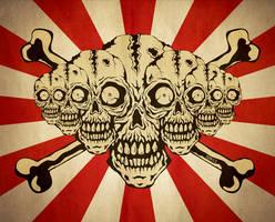 Skull by SIR13
