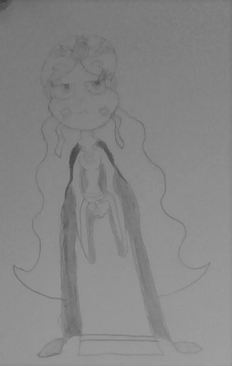 Queen of Mewni, Helia Fan art