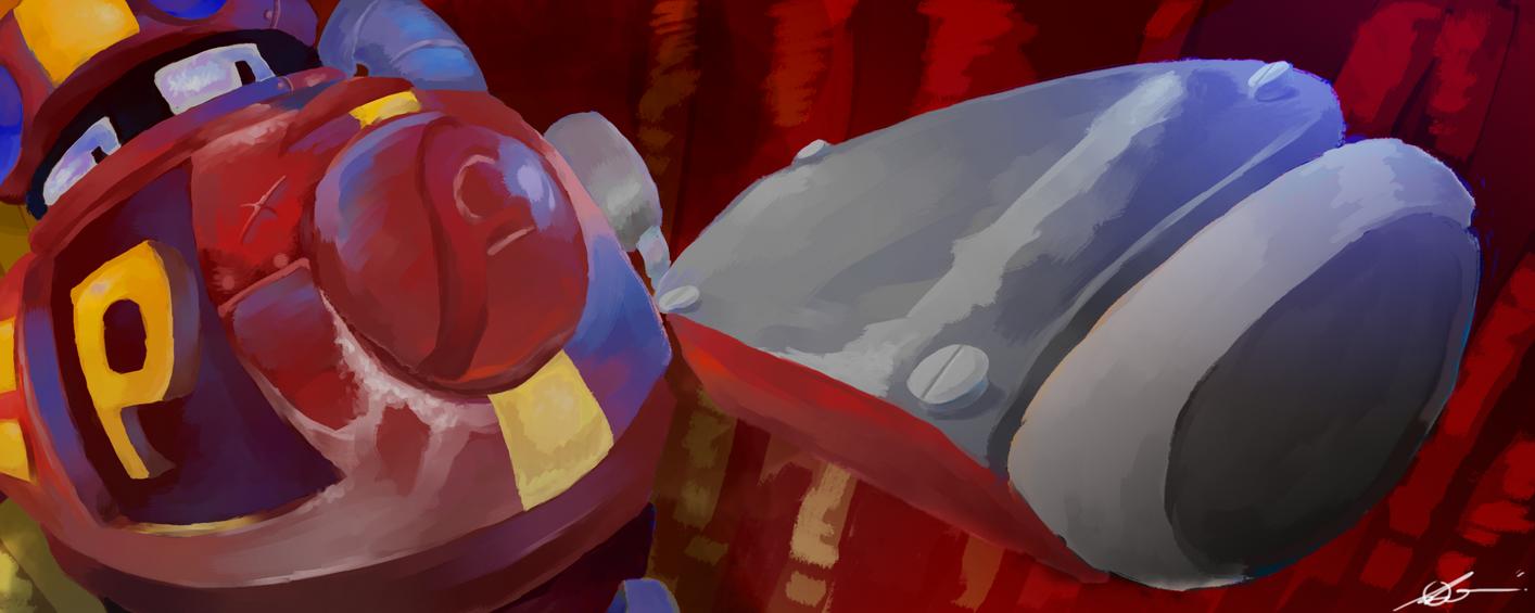 P-Bot by clatform
