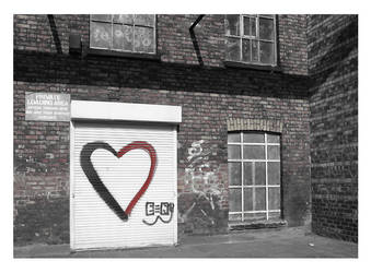 Urban Love by vickibruce