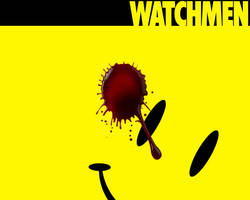 Watchmen Wallpaper by Johnny-DC