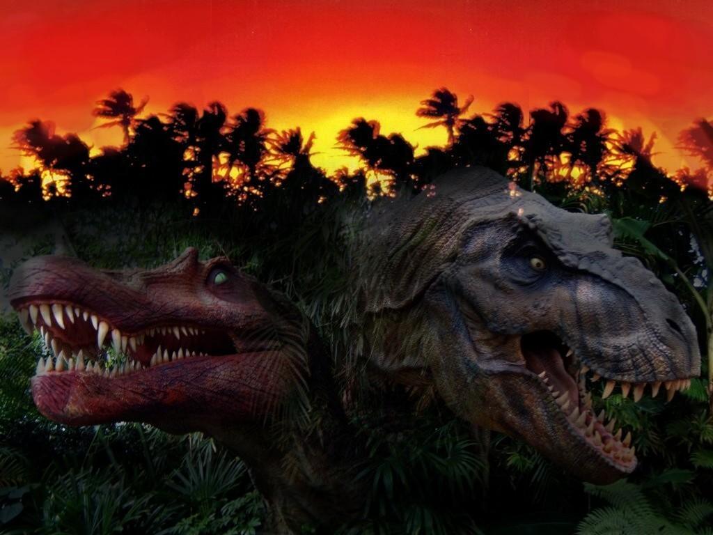 Jurassic Park Versus 6 by DsKoRn