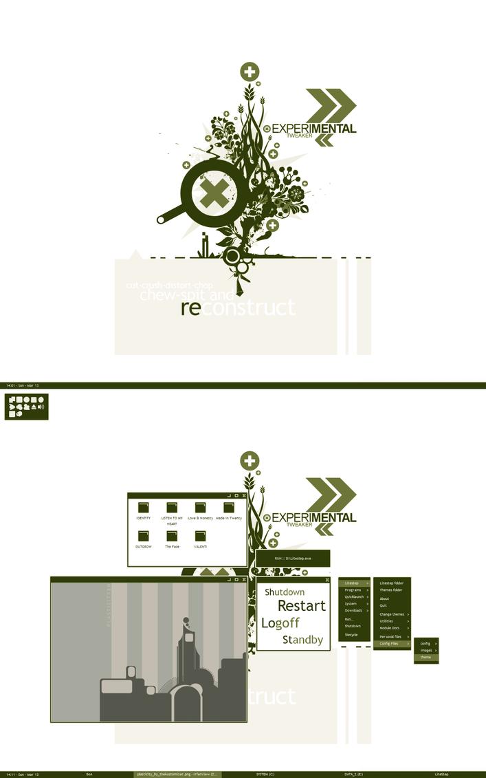 Experimental_Tweaker by KurayamiShuujin
