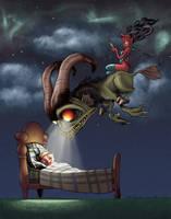 Nightmare by Chris Sanders