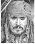 Jack Sparrow-Johnny Depp