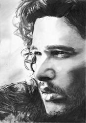 Jon Snow-Kit Harington