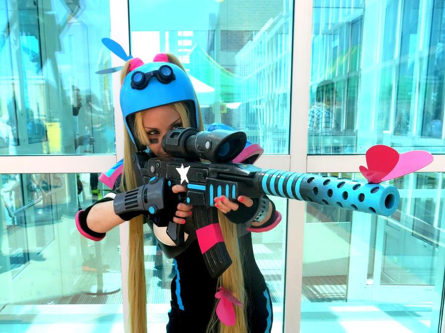 Take aim! by Zadra